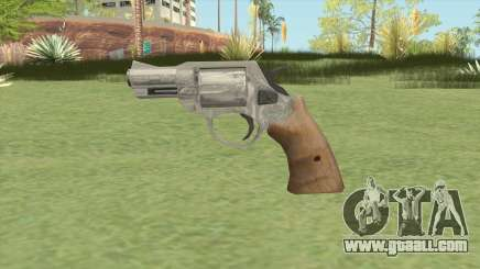 .38 Revolver (Mafia 2) for GTA San Andreas