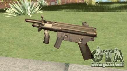 MP5K (GTA LCS) for GTA San Andreas