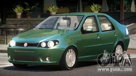Fiat Albea ST for GTA 4