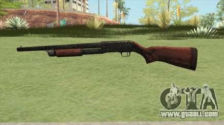 Shotgun (Silent Hill: Downpour) for GTA San Andreas