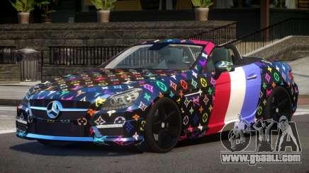 Mercedes Benz SLK DDS PJ3 for GTA 4