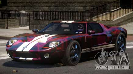 Ford GT S-Tuned PJ3 for GTA 4