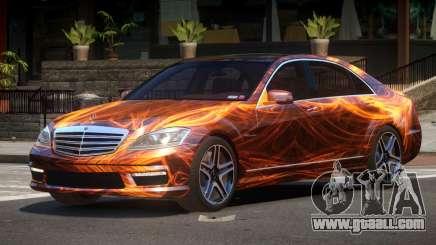 Mercedes-Benz S65 ES PJ1 for GTA 4