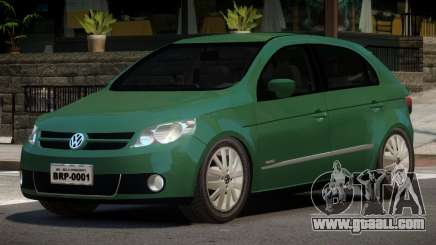 Volkswagen Gol SR for GTA 4