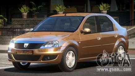 Dacia Logan LS for GTA 4