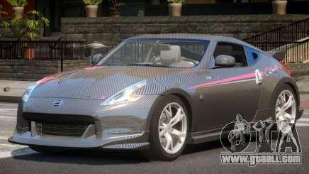 Nissan 370Z SR PJ1 for GTA 4