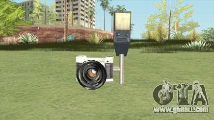 Camera (GTA SA Cutscene) for GTA San Andreas