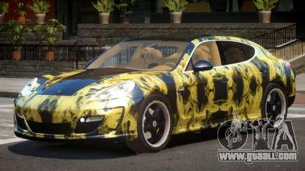 Porsche Panamera ML PJ4 for GTA 4