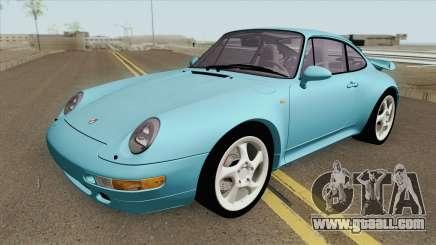 Porsche 911 (993) Turbo 1997 for GTA San Andreas