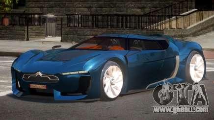 Citroen GT S-Tuning for GTA 4