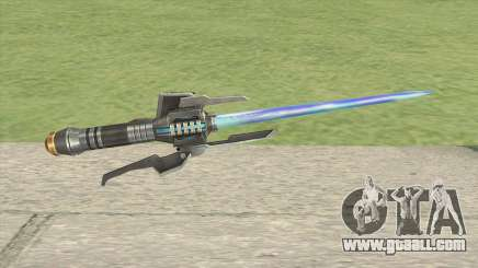 Electric Laser Sword for GTA San Andreas