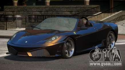 Ferrari Scuderia RT for GTA 4