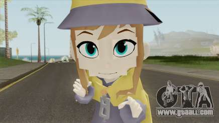 Hat Kid (A Hat In Time) for GTA San Andreas