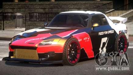 Honda S2000 GEN PJ3 for GTA 4
