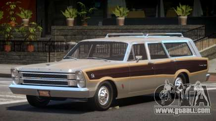 Ford Country Squire RT for GTA 4