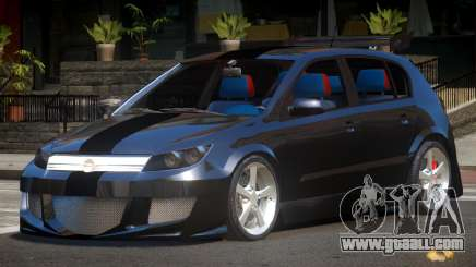 Opel Astra R-Tuning for GTA 4
