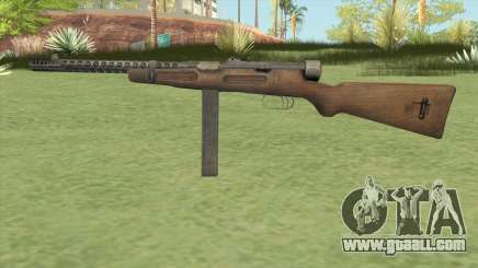 .38 SMG (Mafia 2) for GTA San Andreas