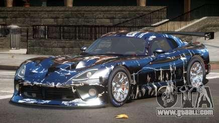 Dodge Viper SRT L-Tuning PJ4 for GTA 4