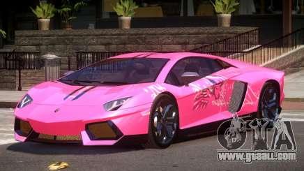Lamborghini Aventador LP700 RP PJ4 for GTA 4