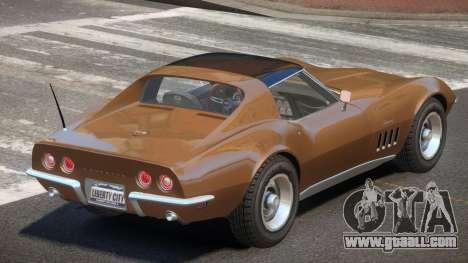 Chevrolet Corvette Old for GTA 4