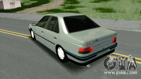 Peugeot 405 Glx Sport V3 for GTA San Andreas