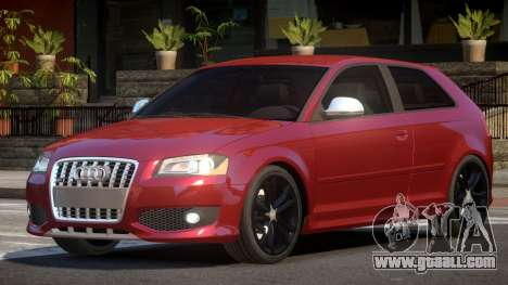 Audi S3 RS for GTA 4
