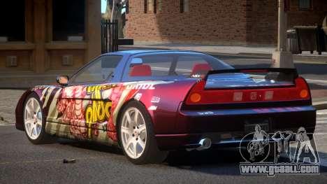Honda NSX Racing Edition PJ3 for GTA 4