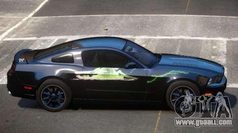 Ford Mustang 302 MS PJ5 for GTA 4