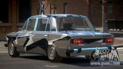 VAZ 2106 Classic PJ4 for GTA 4
