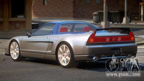 Honda NSX Racing Edition for GTA 4