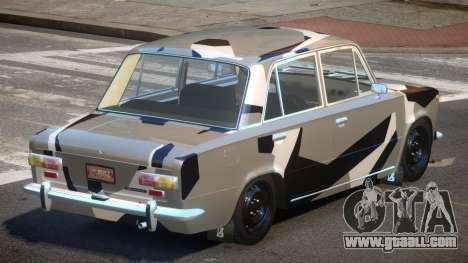 VAZ 2101 BS PJ4 for GTA 4