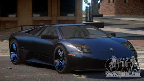 Lamborghini Murcielago LP670 TI for GTA 4