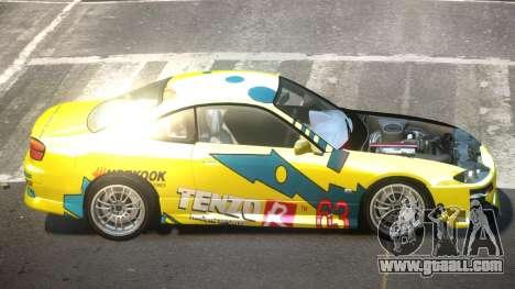 Nissan Silvia S15 M-Sport PJ1 for GTA 4