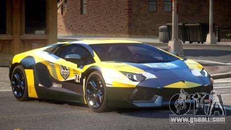 Lamborghini Aventador G-Tuned PJ2 for GTA 4