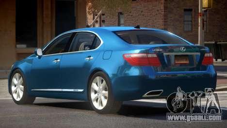 Lexus LS600 E-Style for GTA 4
