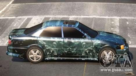 Toyota Chaser LR PJ3 for GTA 4