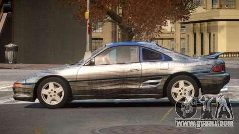 Toyota MR2 GT Sport PJ2 for GTA 4