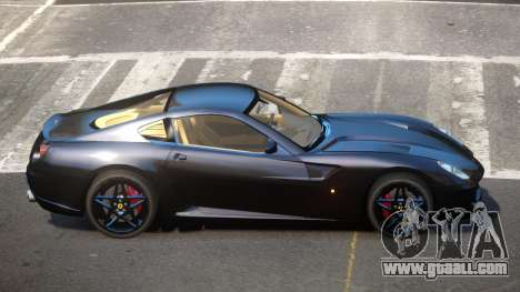 Ferrari 599 RTS for GTA 4
