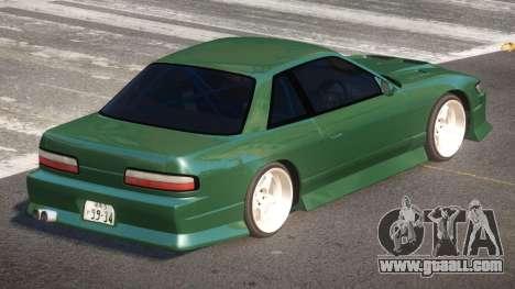 Nissan Silvia S13 TSI for GTA 4