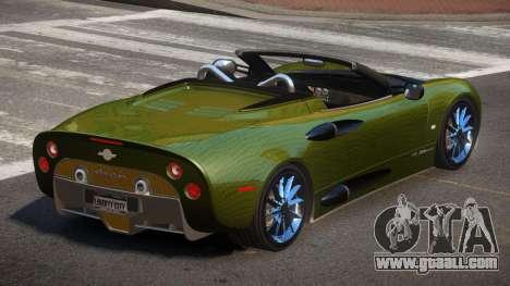 Spyker C8 R-Tuned PJ4 for GTA 4