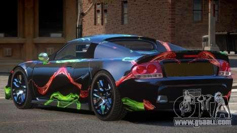 Rossion Q1 M-Sport PJ4 for GTA 4
