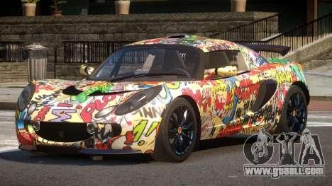 Lotus Exige M-Sport PJ5 for GTA 4
