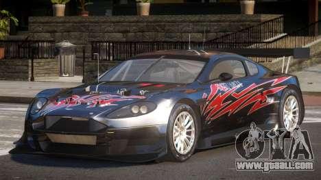 Aston Martin DBR9 G-Sport PJ1 for GTA 4