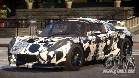 Lotus Exige M-Sport PJ6 for GTA 4