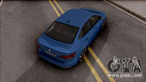 Volkswagen Virtus 2019 for GTA San Andreas