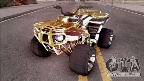 Quad for GTA San Andreas