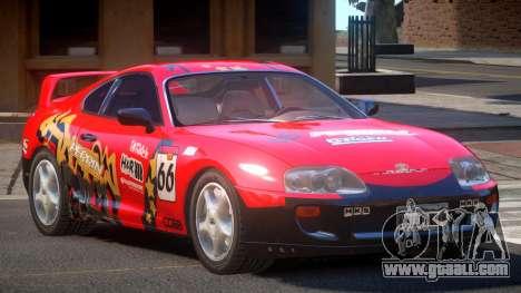 Toyota Supra G-Style PJ2 for GTA 4
