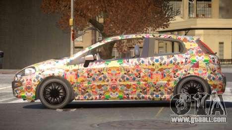 Fiat Punto TR PJ5 for GTA 4