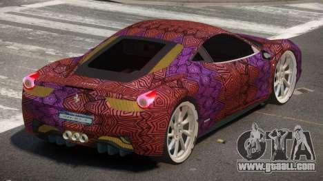 Ferrari 458 R-Tuned PJ3 for GTA 4