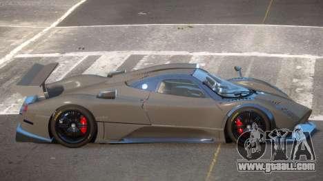 Pagani Zonda SR PJ1 for GTA 4